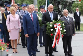 Dzień Wojska Polskiego - obchody w Kłobucku