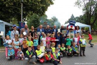 Dzieci i młodzież z naszego powiatu na VI złazi