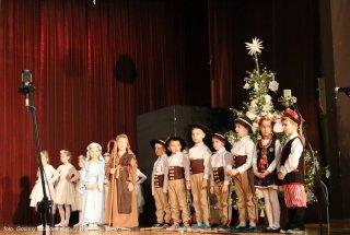 Przegląd teatralny -  Wręczyckie Jasełka 2019