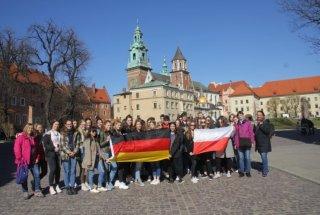 Uczniowie Skorupki wrócili z polsko-niemieckiego