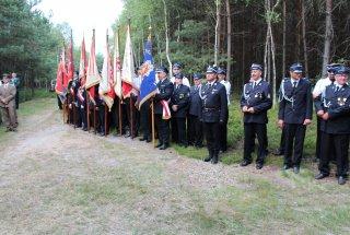 25 rocznica pożaru lasu w Kamińsku