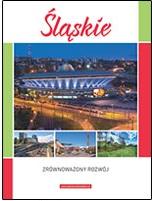 Okładka publikacji Śląskie zrównoważony rozwój
